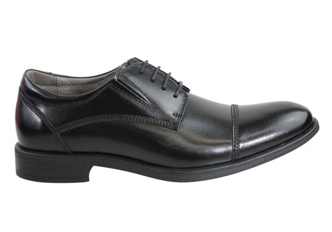 Julius Marlow Educate Mens Leather Dress Shoes