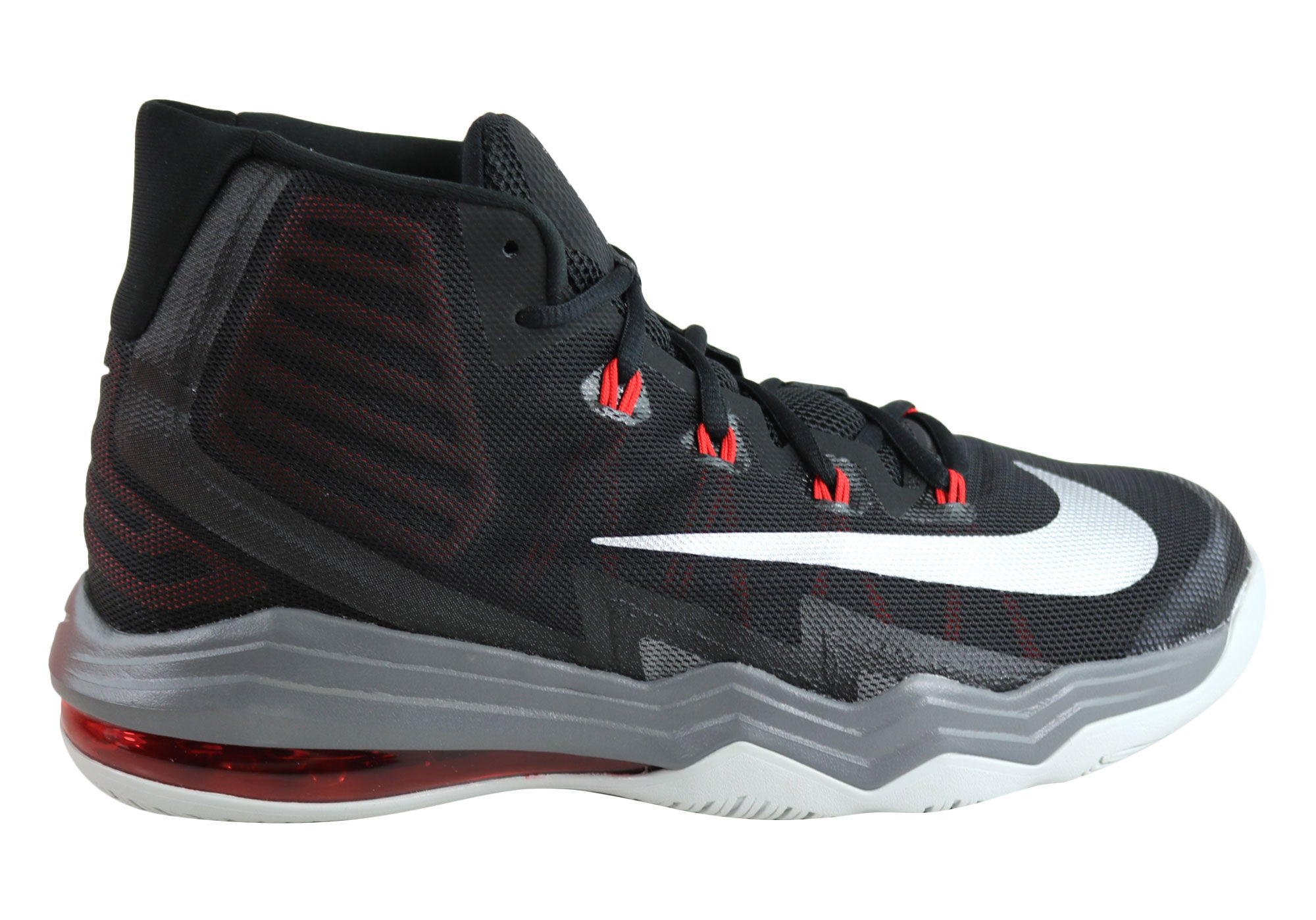 0a150b4657b54 Details about New Mens Nike Air Max Audacity 2016 Basketball Shoes