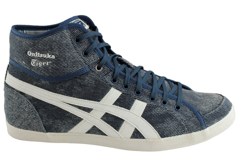 Onitsuka Tiger Seck Quartz Womens Hi Top Sneakers