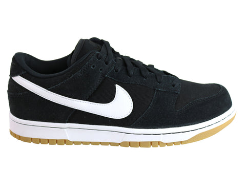 Nike Mens Dunk Low Canvas Casual Lace Up Shoes