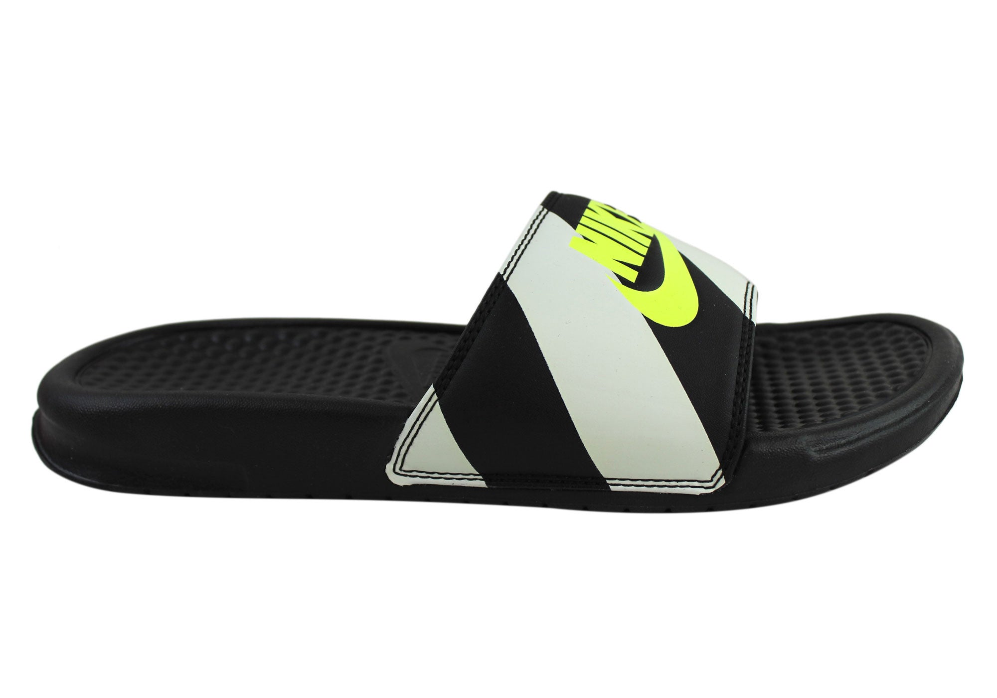 9e72548246958d Nike Benassi JDI Mens Sports Beach Pool Recovery Comfort Slide ...