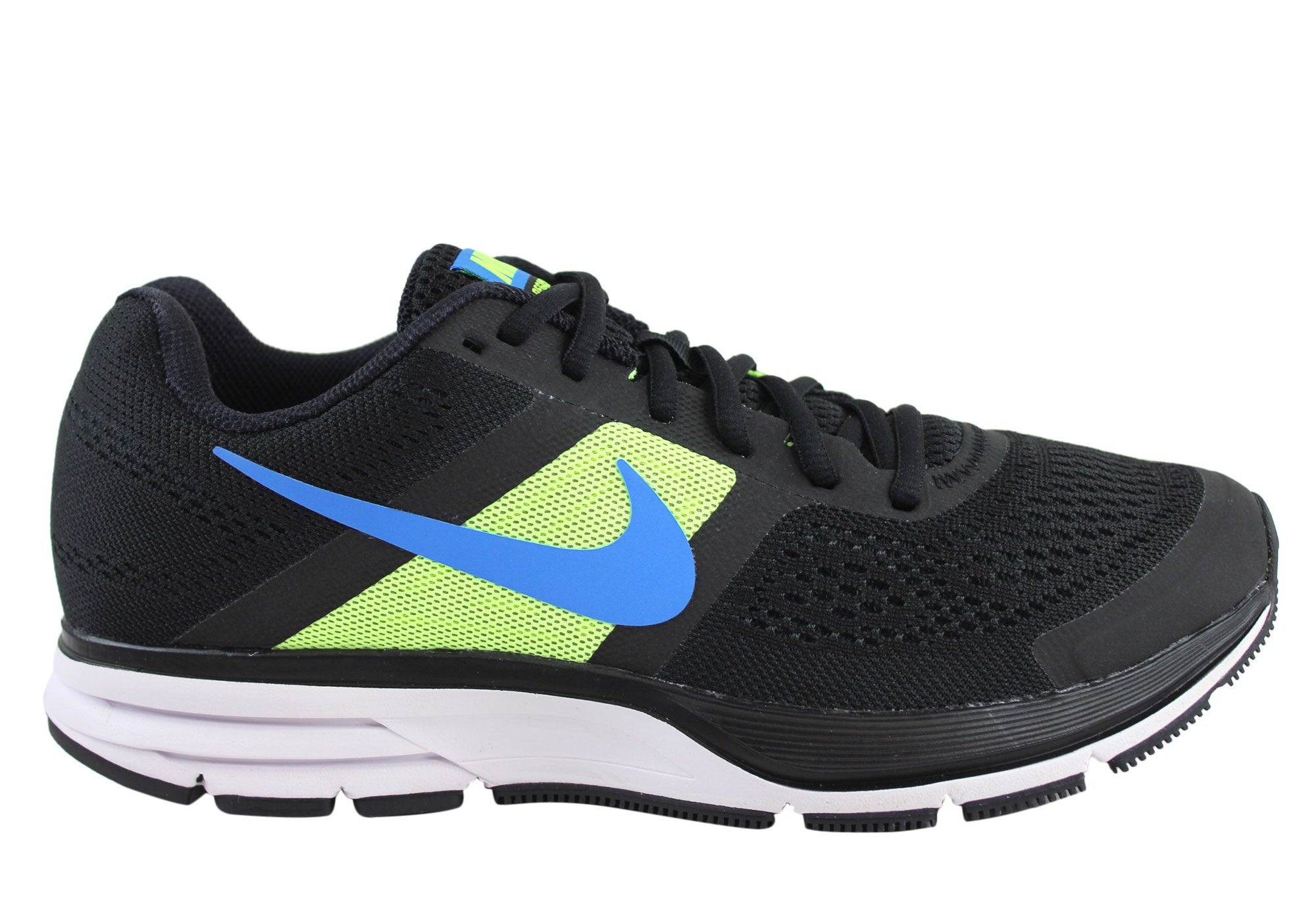 5ce751c47b8f3 Home Nike Air Pegasus +30 Mens Running Shoes. Blue Yellow · Black Blue ...