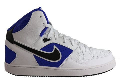 Nike Mens Son Of Force Mid Basketball Hi Top Trainers