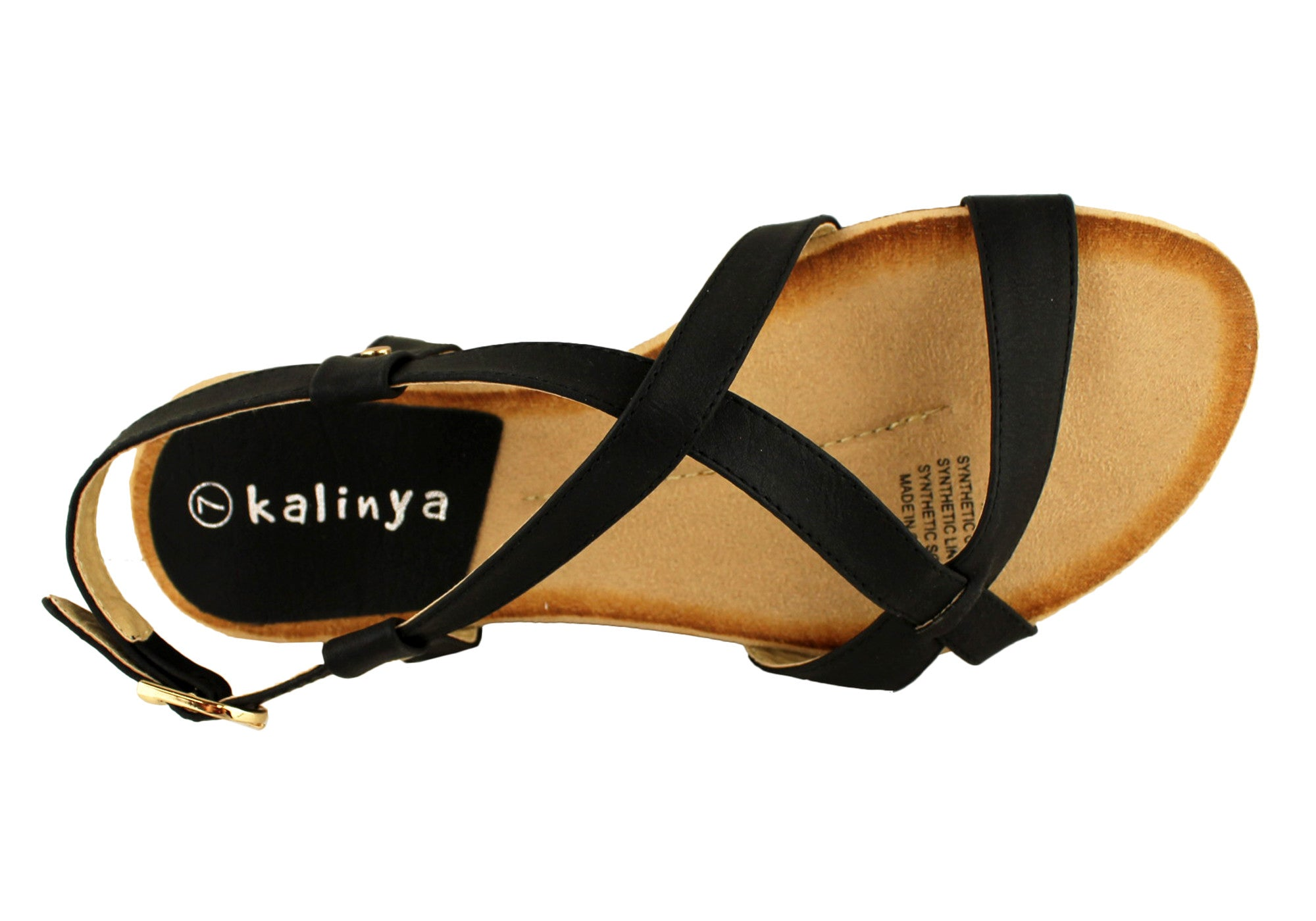 Kalinya Tale Womens Comfortable Flat Fashion Sandals