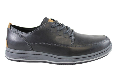 Rockport Plain Toe Mudguard Mens Wide Fit Shoes