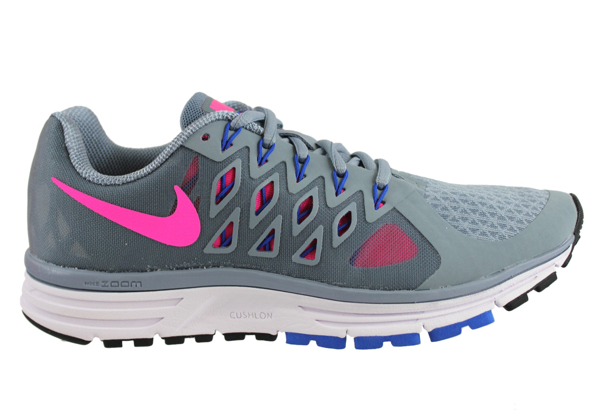 on feet images of best sell promo code Nike Womens Zoom Vomero 9 Running Shoes