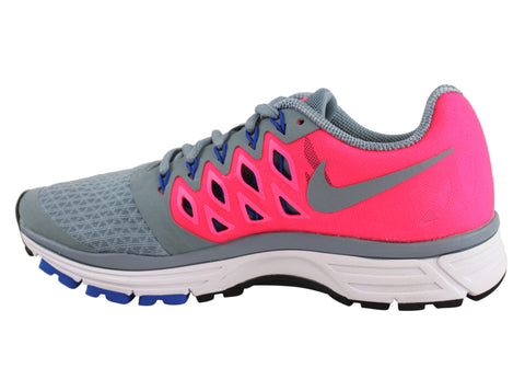 91a02159490d Nike Womens Zoom Vomero 9 Premium Cushioned Light Weight Sport Shoes ...