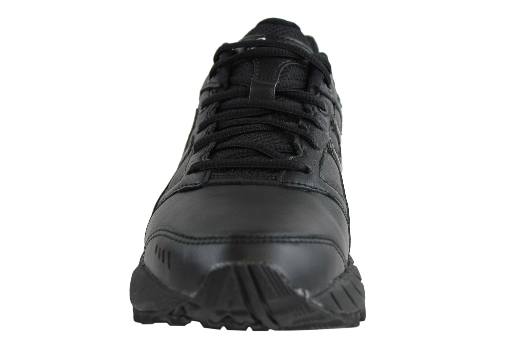 Details about NEW ASICS MENS LEATHER GEL FOUNDATION WALKER 3 (4E EXTRA WIDE WIDTH)