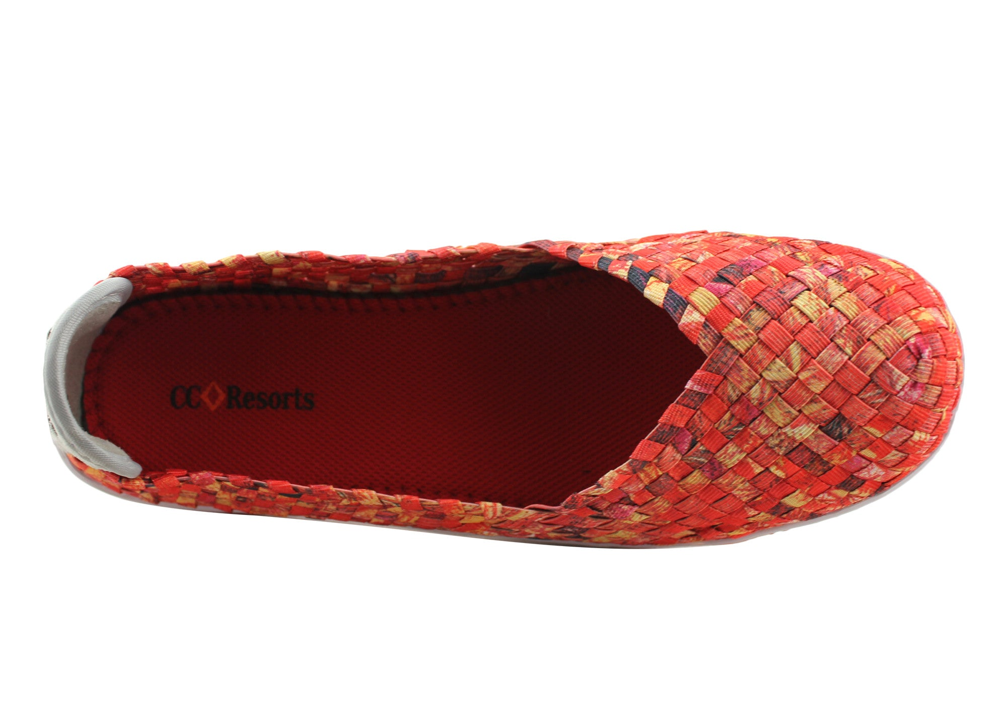 CC Resorts Sugar Womens Comfy Memory Foam Casual Flats