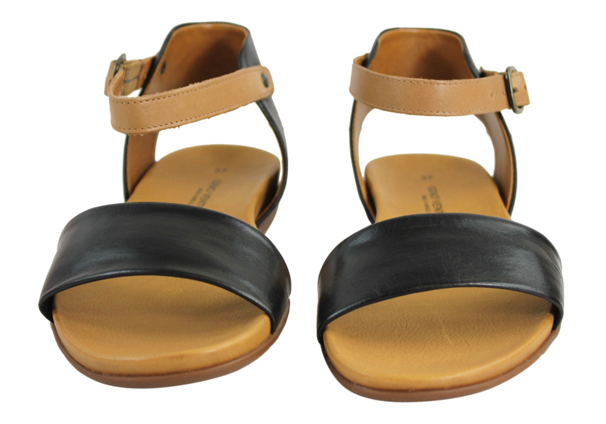 Gino Ventori Neptune Womens Leather Sandals Made In Brazil