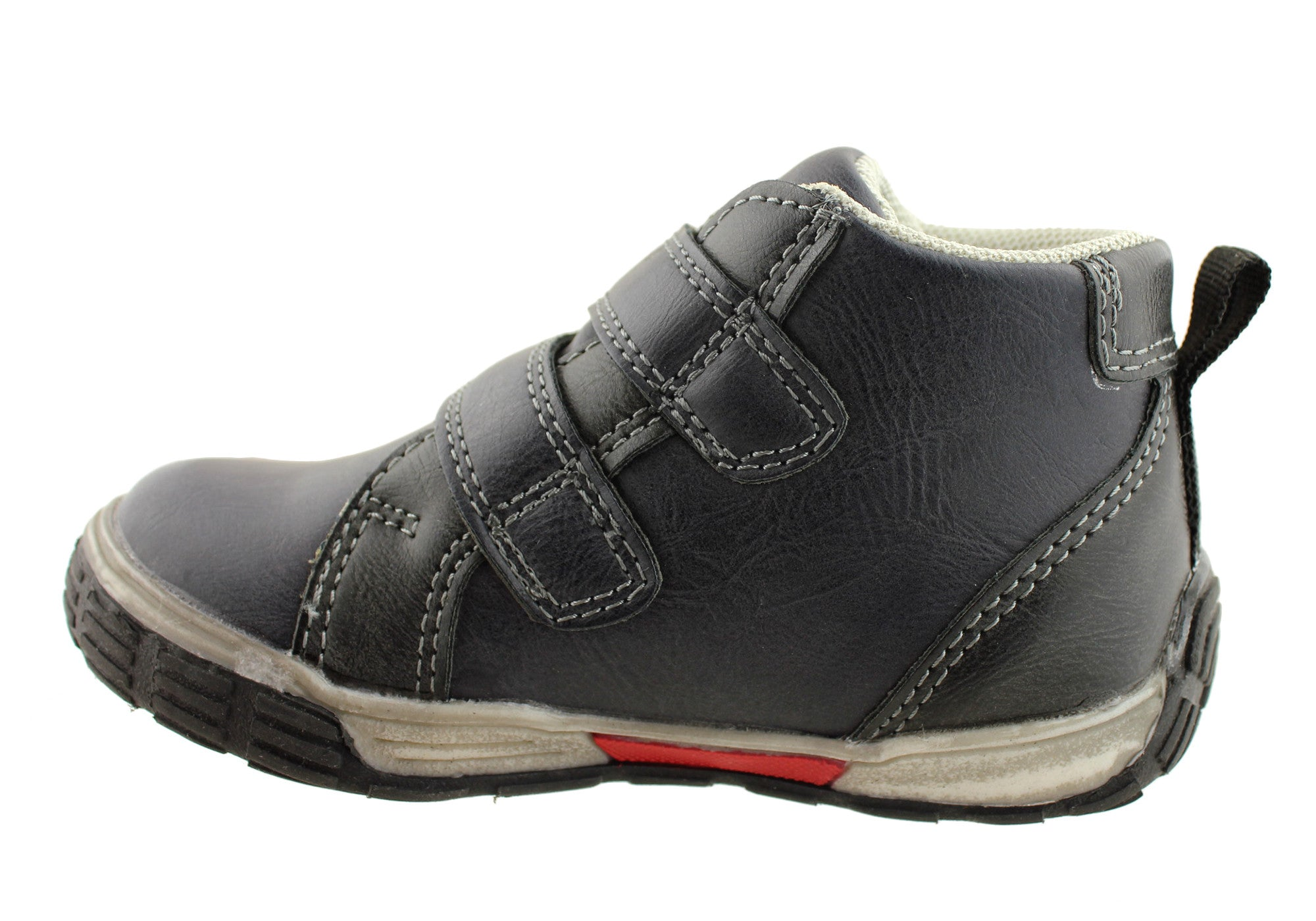 Grosby Leo Boys Children Fashion Casual Boots