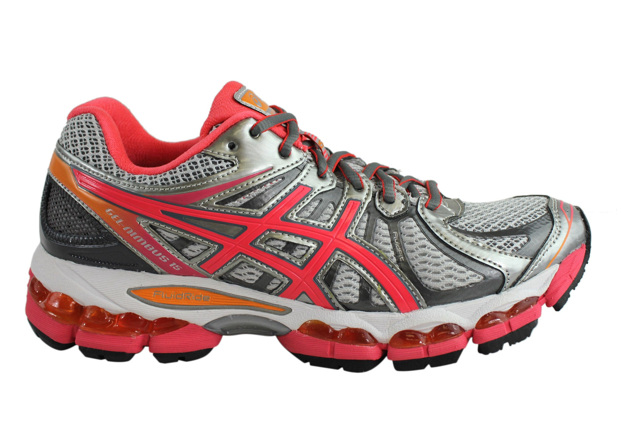 New Cushioned Womens Shoes About Sport Brand Gel Details Premium Asics Running Nimbus 15 5Lc3A4Rjq