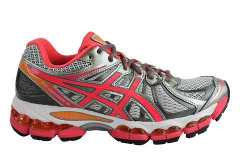 Asics Gel-Nimbus 15 Womens Running Shoes (2A Narrow Width)