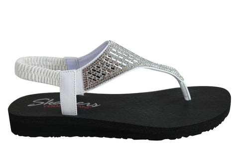 Skechers Womens Meditation Rock Crown Cushioned Comfortable