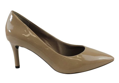 Rockport Womens Total Motion Point Toe Pump