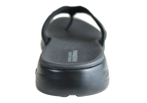 fd088dc0a74d Skechers On The Go 600 Polished Womens Comfortable Flat Thongs Sandals