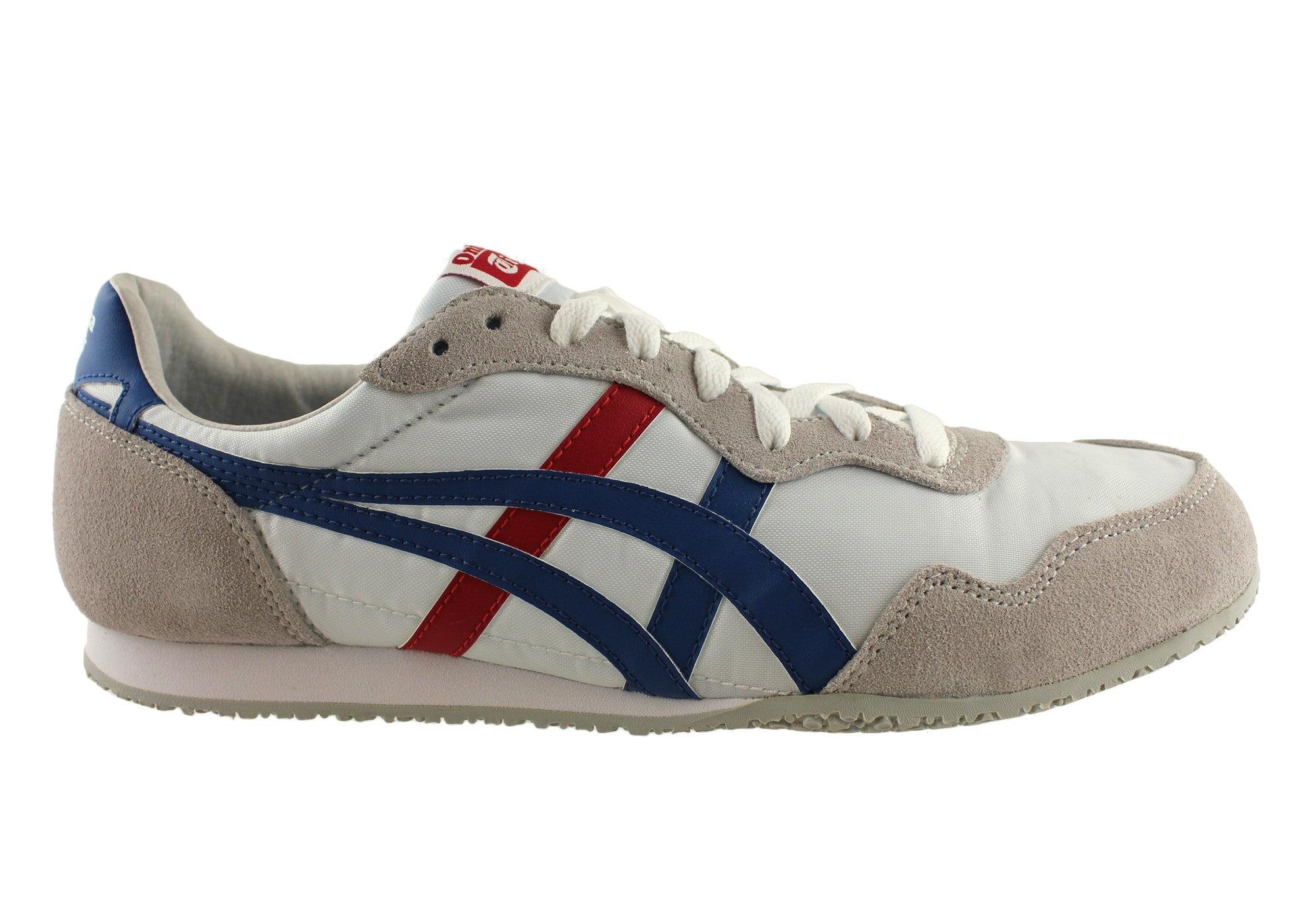 release date 24acf d62a9 Asics Onitsuka Tiger Serrano Mens Shoes | Brand House Direct