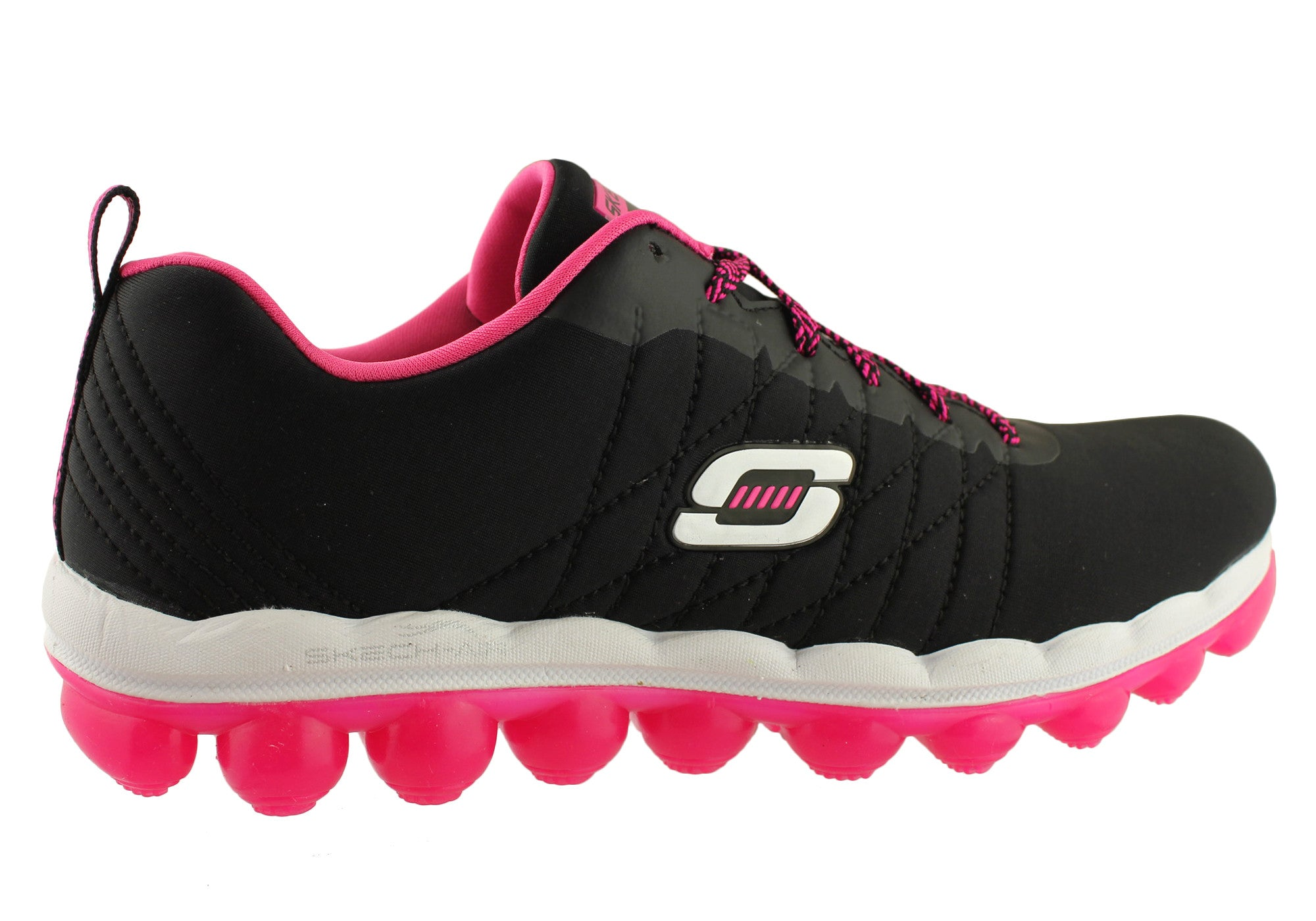 Skechers Skech Air Sunset Groove Womens Lace Up Shoes