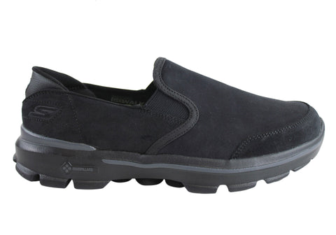Skechers Go Walk 3 Task Mens Comfortable Shoes