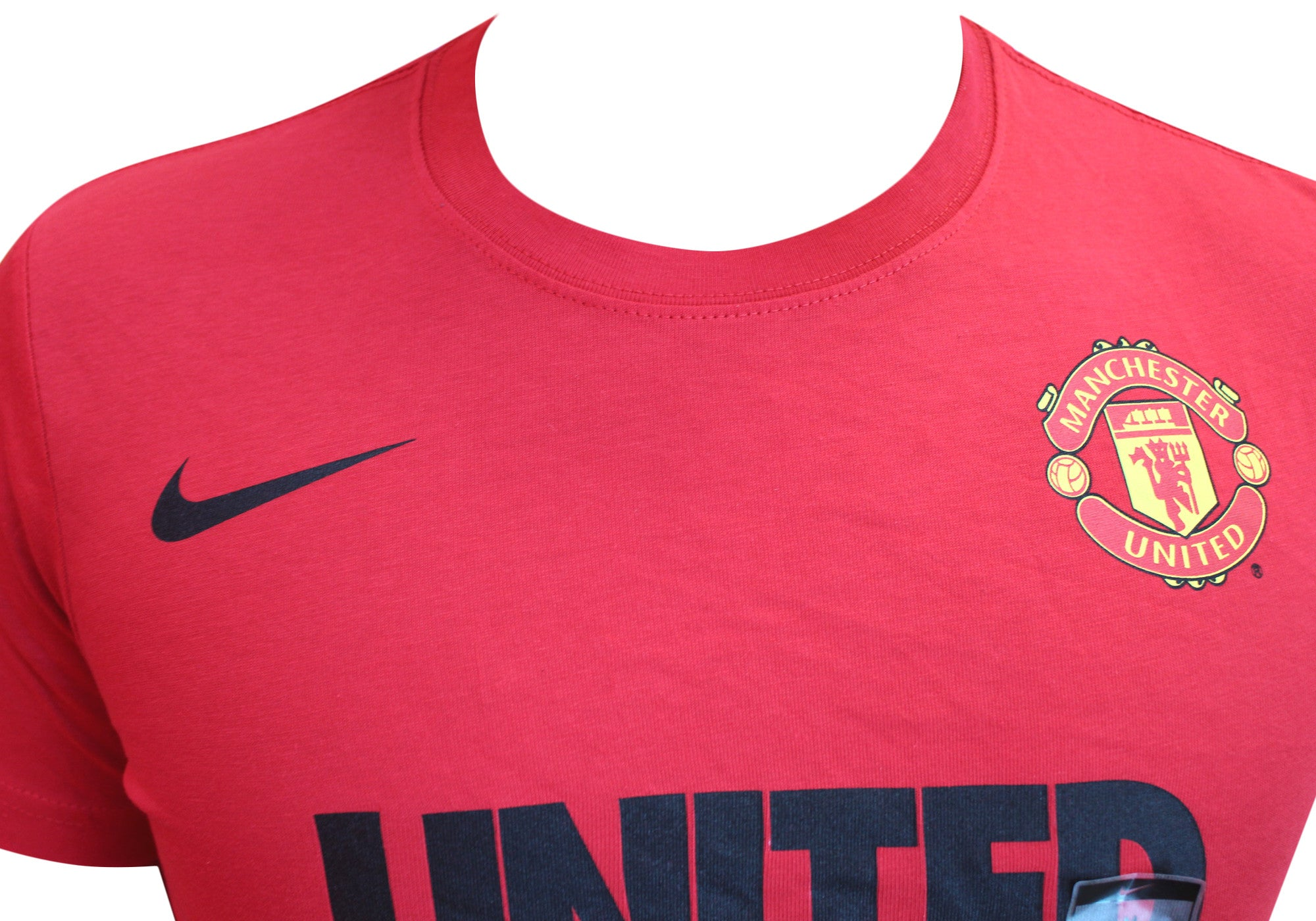 Nike Mens Manchester United Just Do It T-Shirt