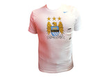 Nike Mens Manchester City Football Cotton T-Shirt
