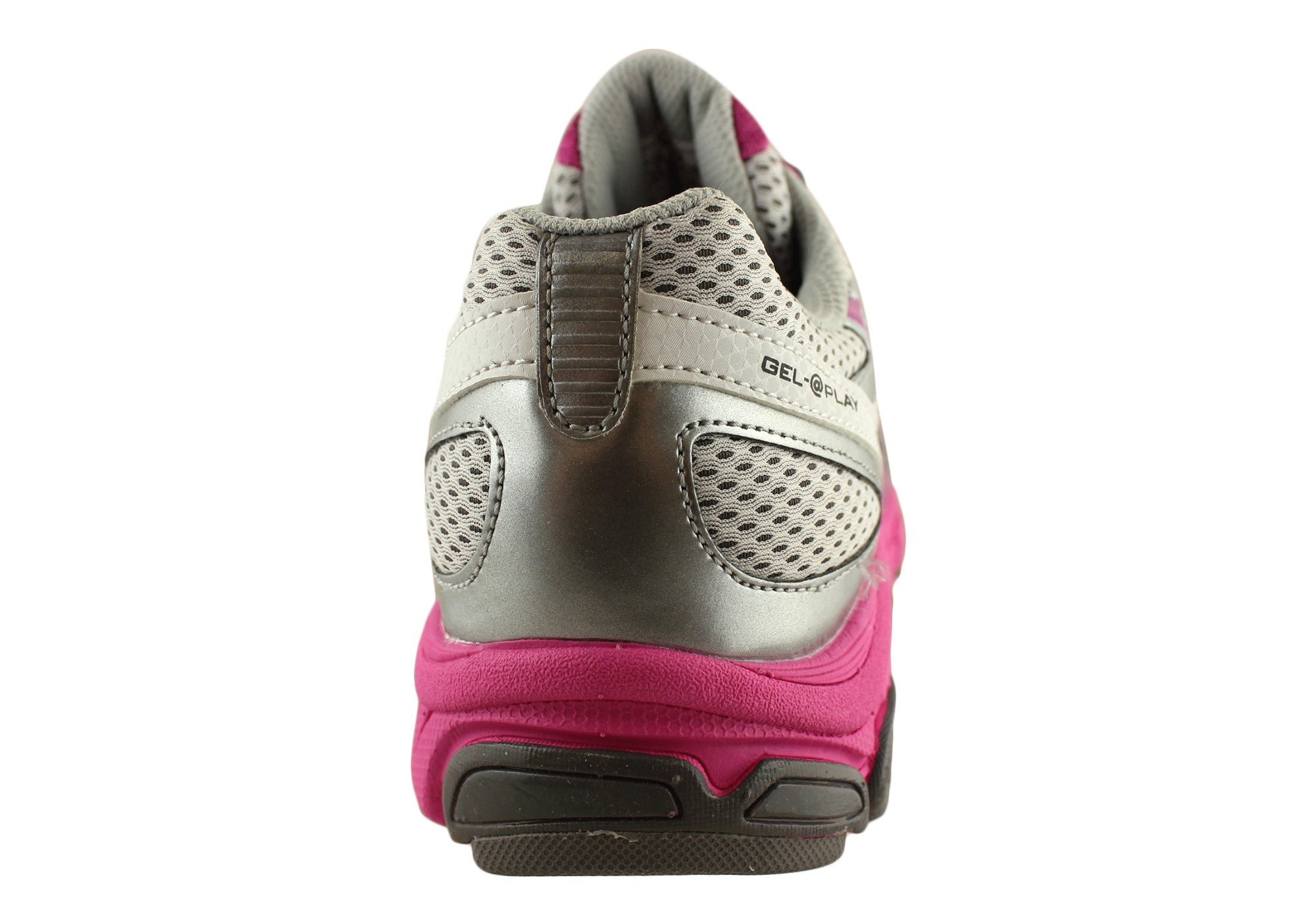 Asics Gel Play Kids Older Girls Sneakers