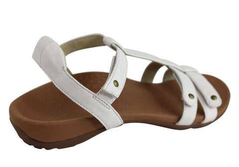 04a909c45727 Axign Cottesloe Womens Comfortable Supportive Orthotic Sandals ...