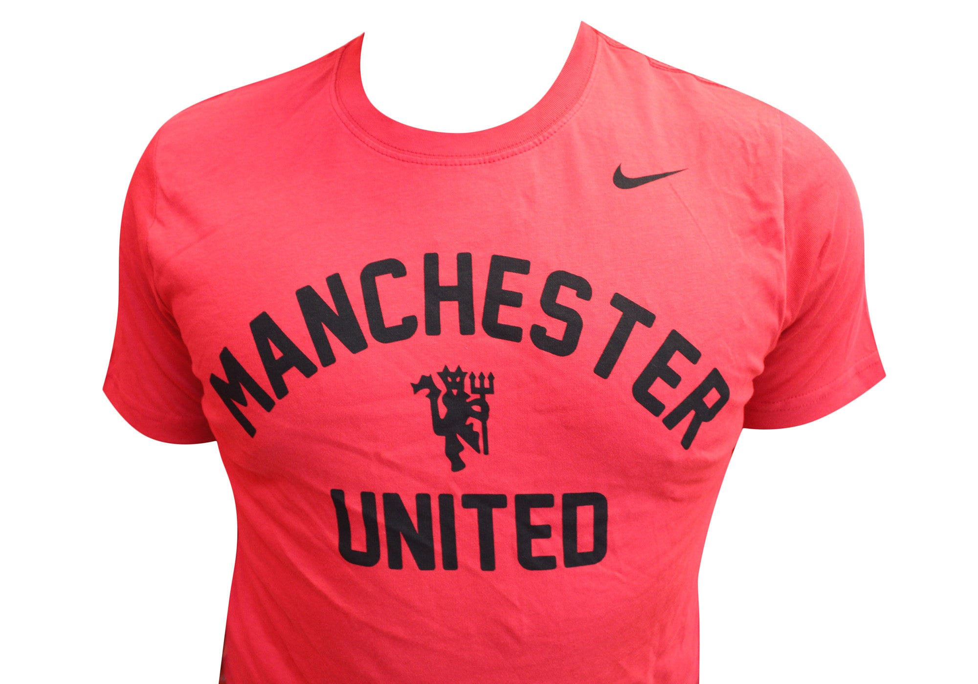 Nike Mens Manchester United Cotton T-Shirt
