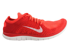 Nike Free Flyknit 4.0 Mens Barefoot Feel Running Shoes