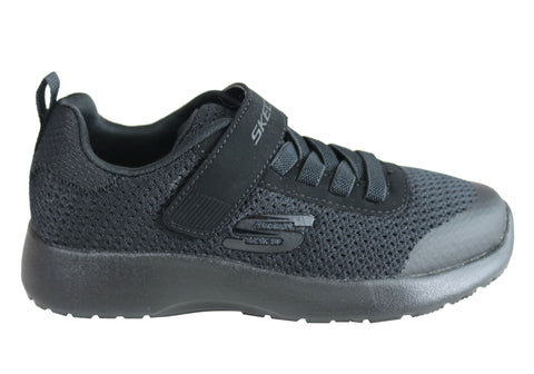 Skechers Older Boys Dynamite Ultra Torque Memory Foam Athletic Shoes