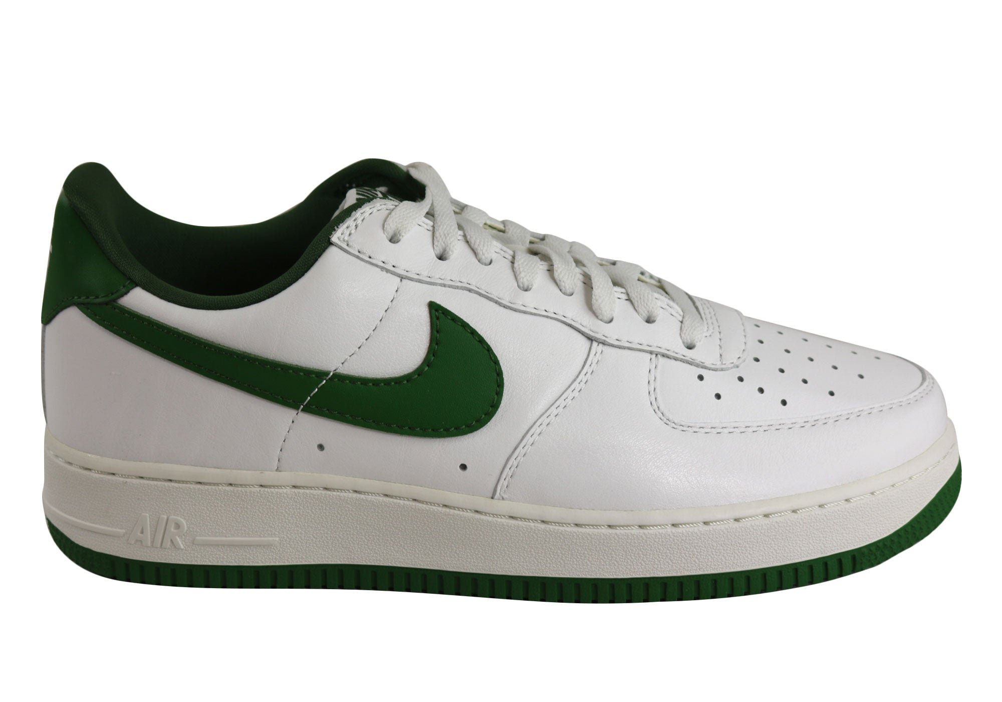 7a5da0250d6ae1 Home Nike Mens Air Force 1 Low Retro Casual Leather Shoes. White  ...
