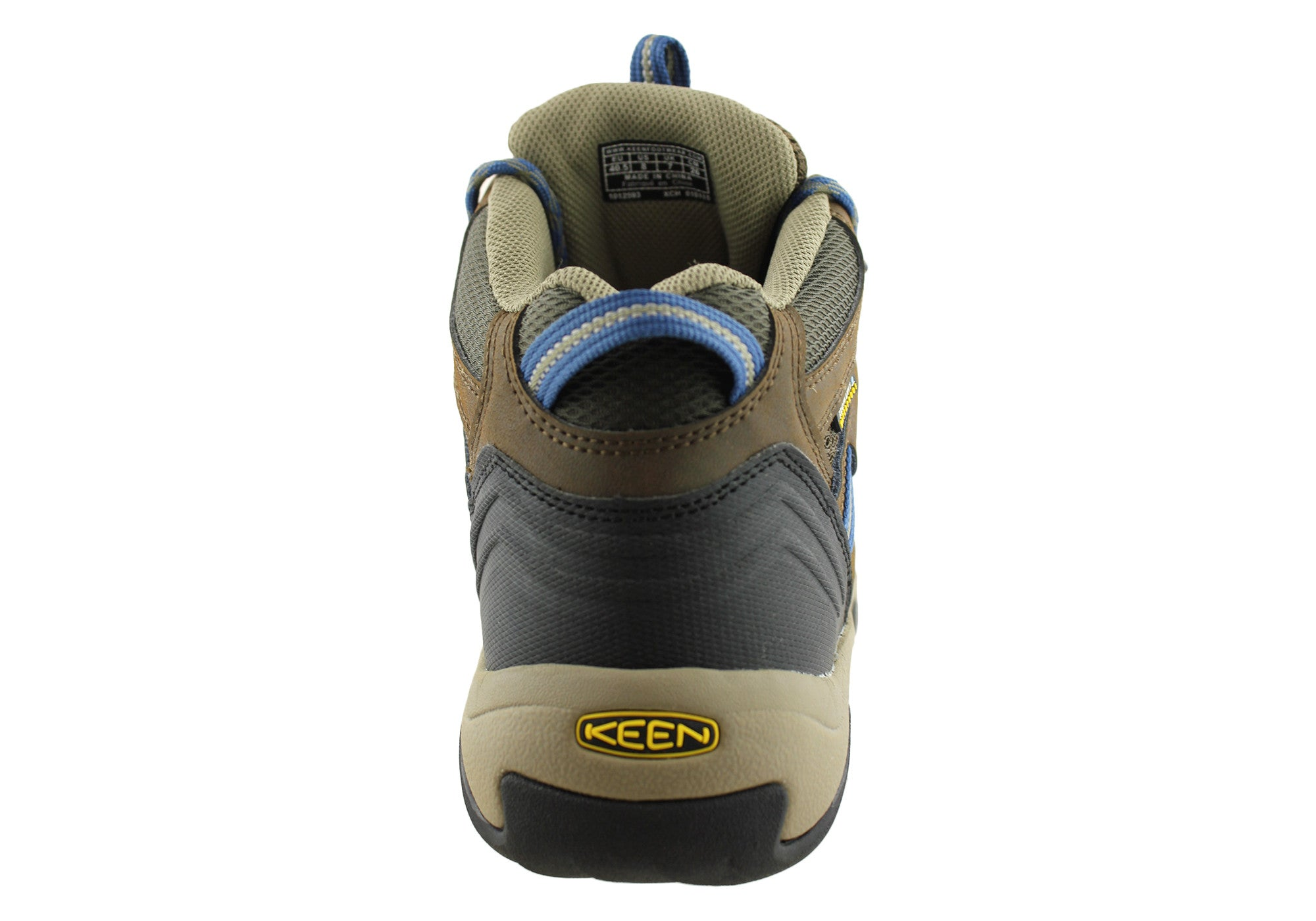 Keen Koven Mid WP Mens Waterproof Wide Fit Boots