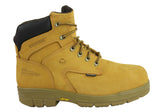 Wolverine Turner 6 Inch Mens Steel Cap Industrial Lace Up Work Boots