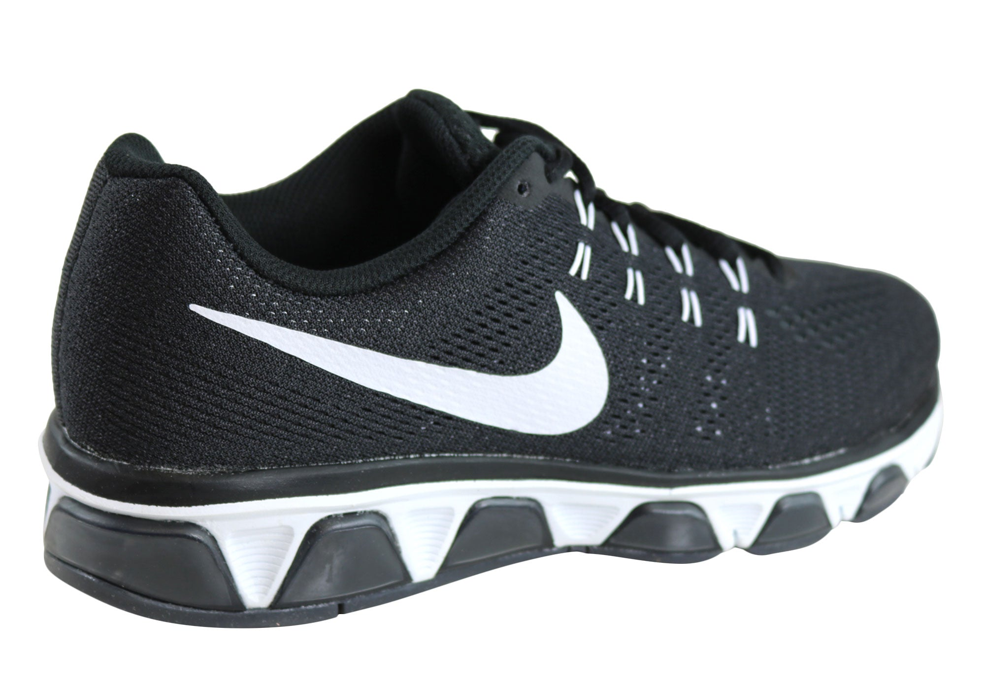 new style a7699 c0771 Home Nike Womens Air Max Tailwind 8 Running Sport Shoes. Black White · Black White  · Black White · Black White · Black White ...