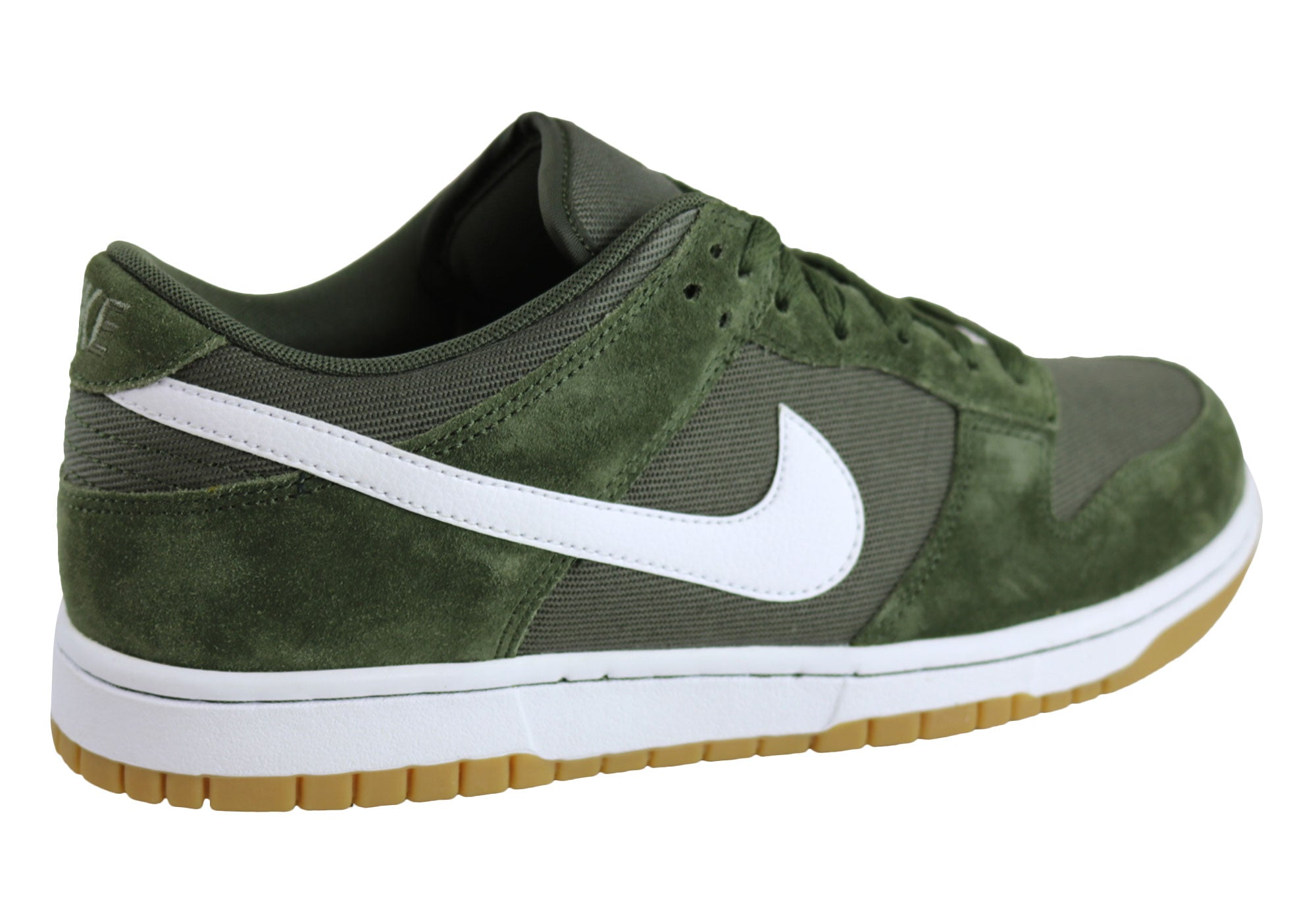 b20bbd926f3d4 Details about NEW NIKE MENS DUNK LOW CANVAS CASUAL LACE UP SHOES