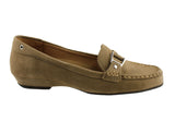 Hush Puppies Womens Caley Comfortable Loafers