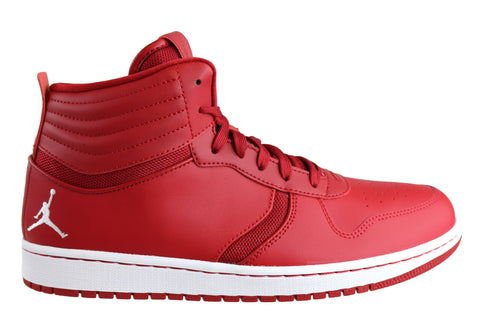 Nike Jordan Heritage Mid Hi Tops Basketball Shoes