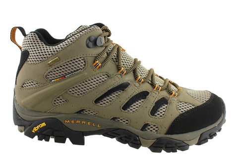 Merrell Moab Mid Goretex Mens Hiking Boots