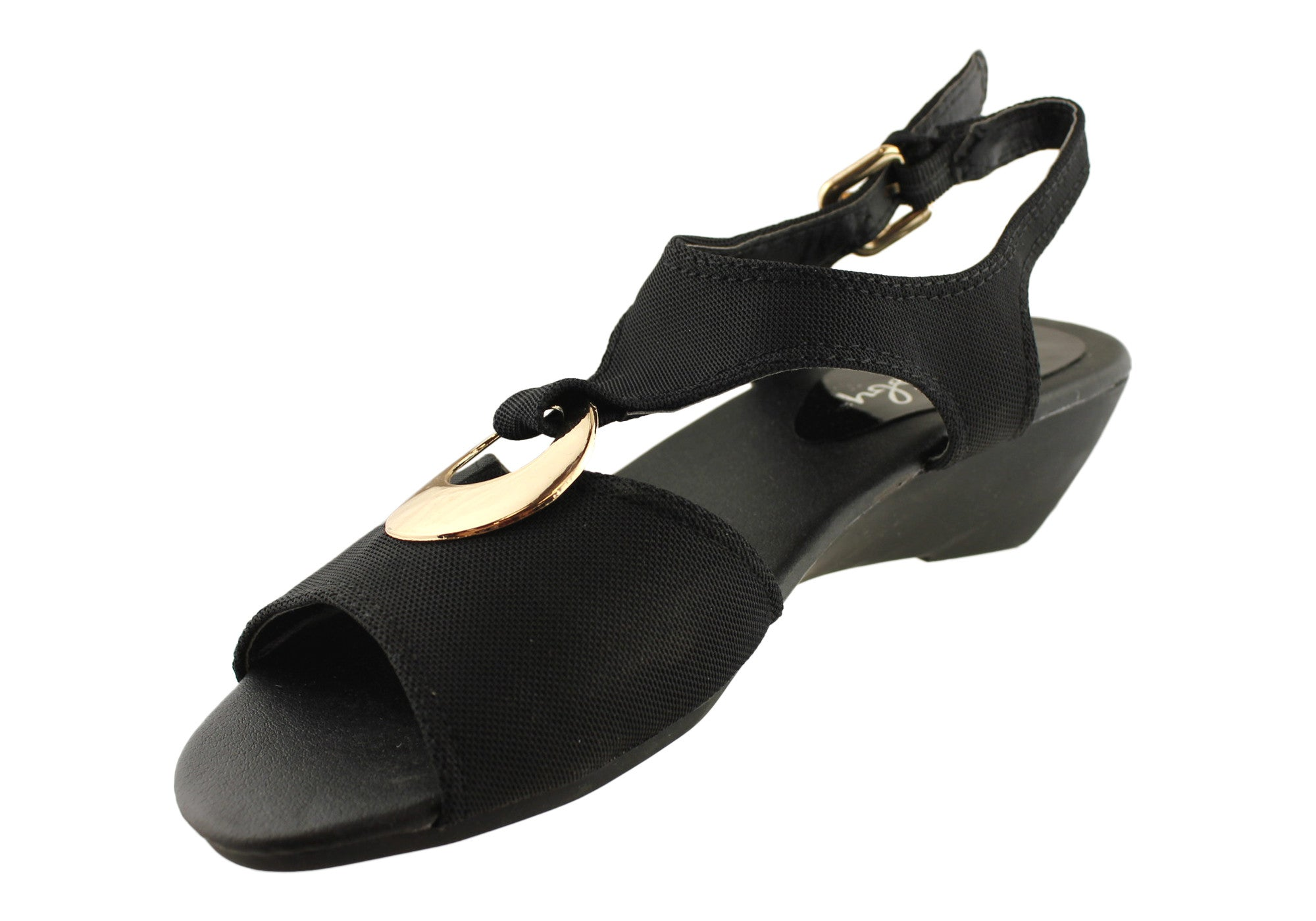 Grosby Poise2 Womens Comfortable Wedge Sandals