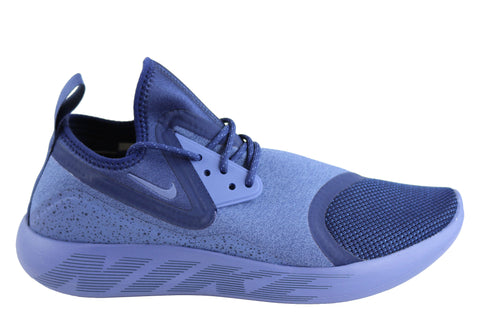 Nike Mens Lunarcharge Essential Comfortable Athletic Trainers Shoes