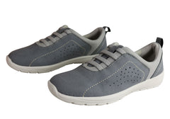 Planet Shoes Lux Womens Comfort Lightweight Slip On Casual Shoes