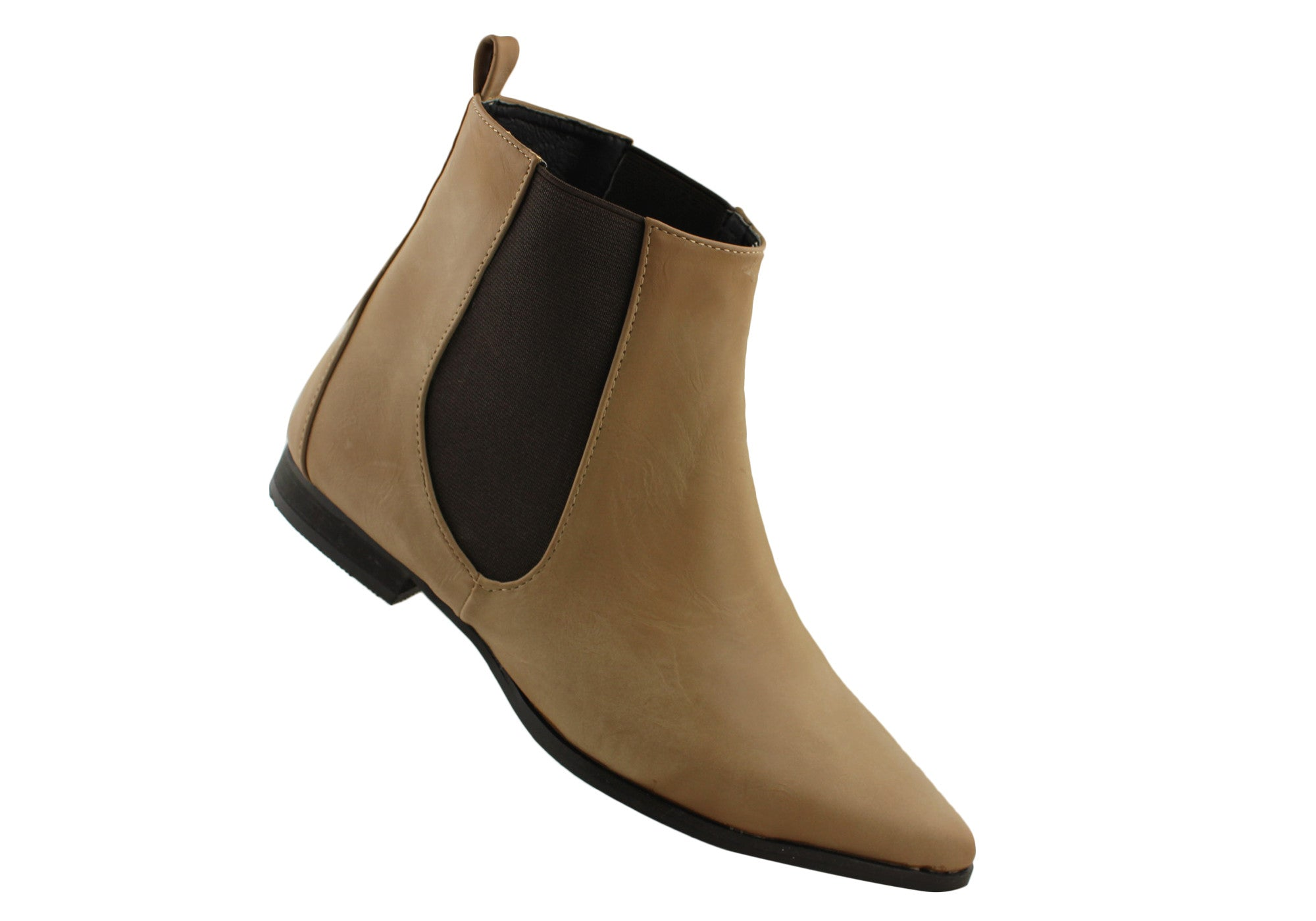 Lavish Smith Womens Fashion Ankle Boots