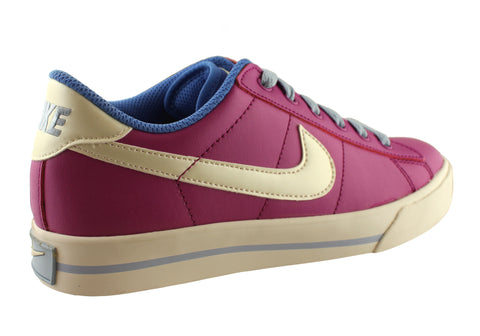 6c317f815ec521 Nike Sweet Classic Leather Womens Comfortable Casual Shoes