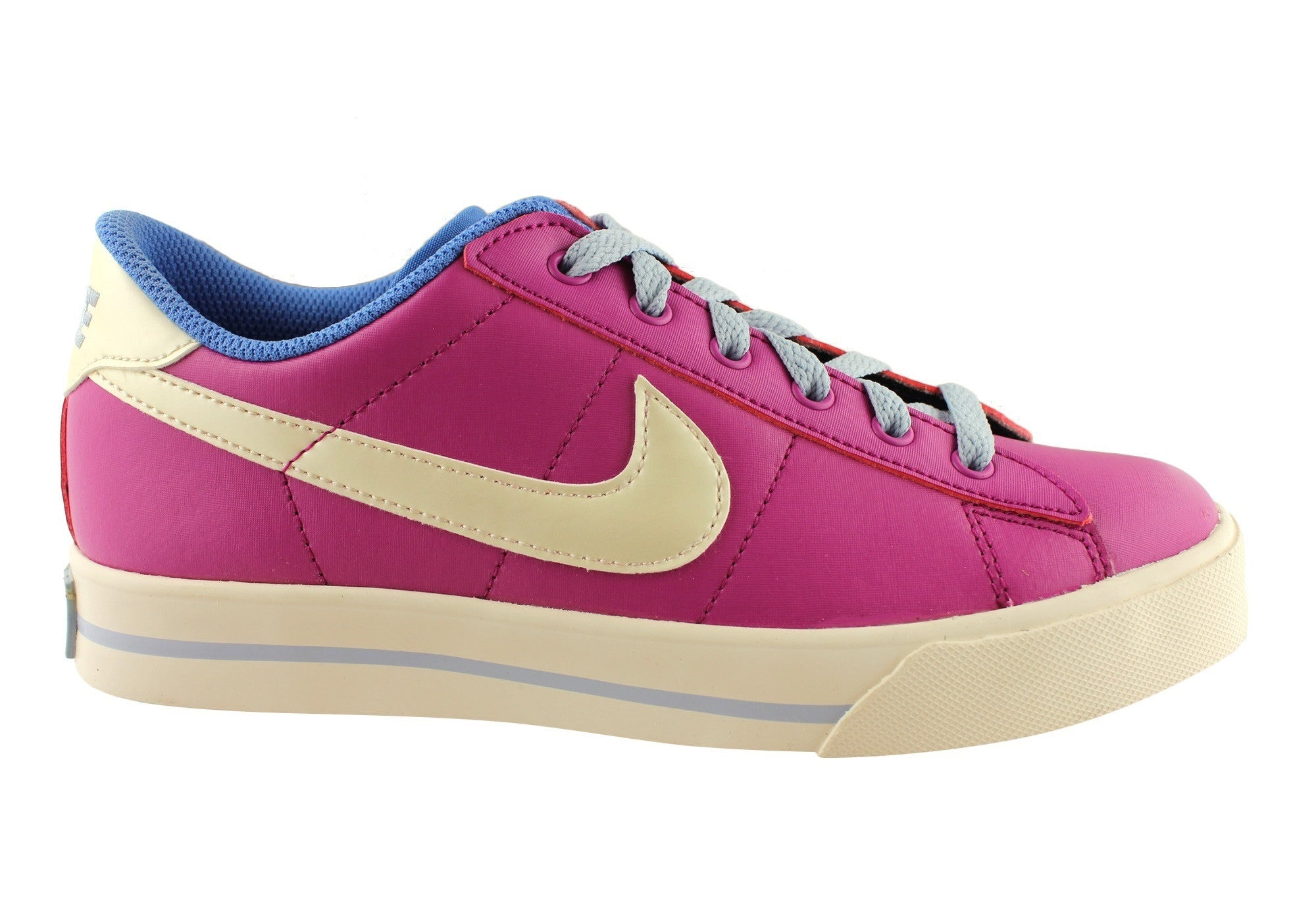 quality design cc332 e5c50 Nike Sweet Classic Leather Womens Comfortable Casual Shoes