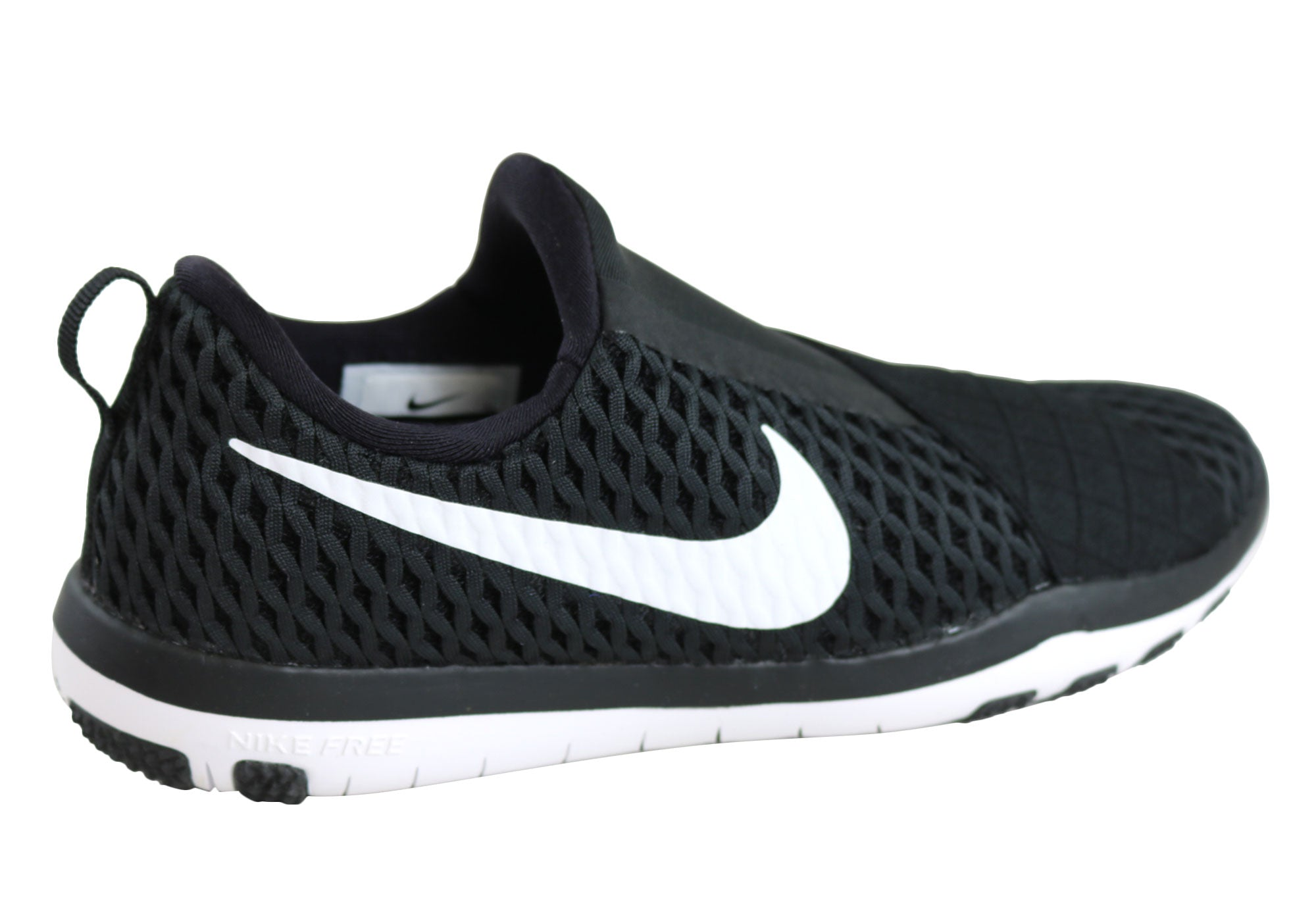 f4496b10ab92 Womens Nike Free Connect Comfortable Slip On Shoes
