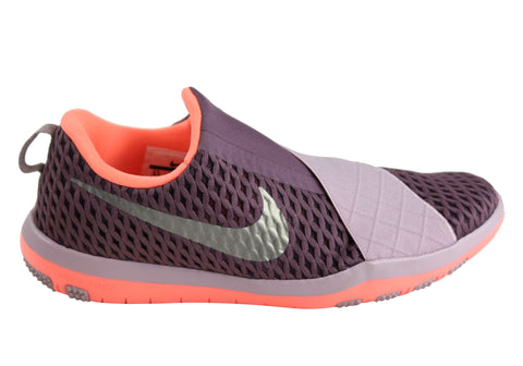 Womens Nike Free Connect Comfortable Slip On Shoes | Brand