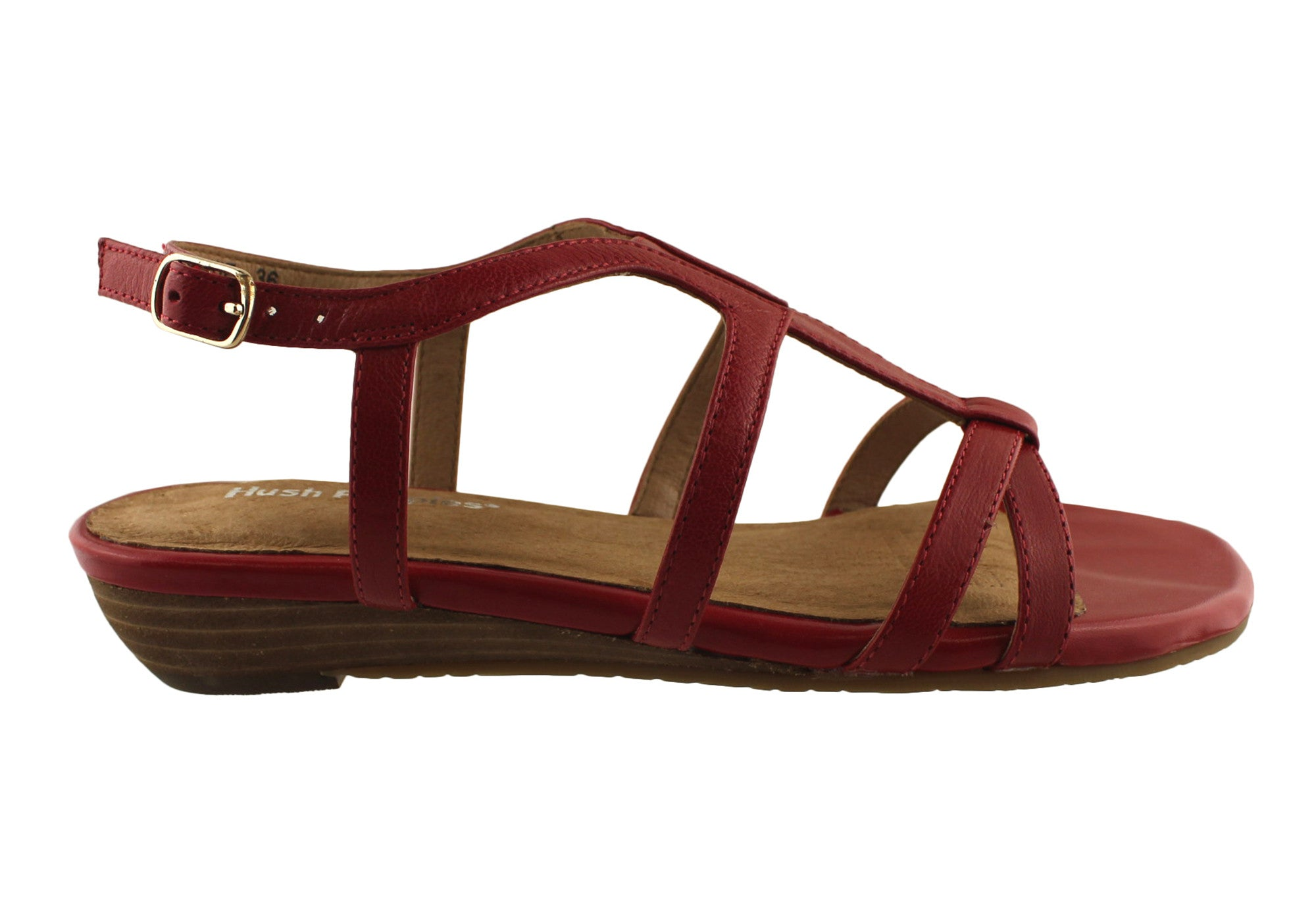 Hush Puppies Frankie Womens Leather Sandals