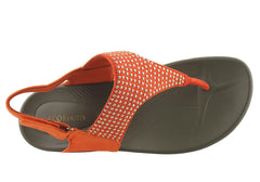 CC Resorts Fala Womens Comfortable Cushioned Supportive Sandals