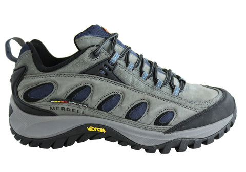 Merrell Radius Mens Comfortable Lace Up Hiking Shoes