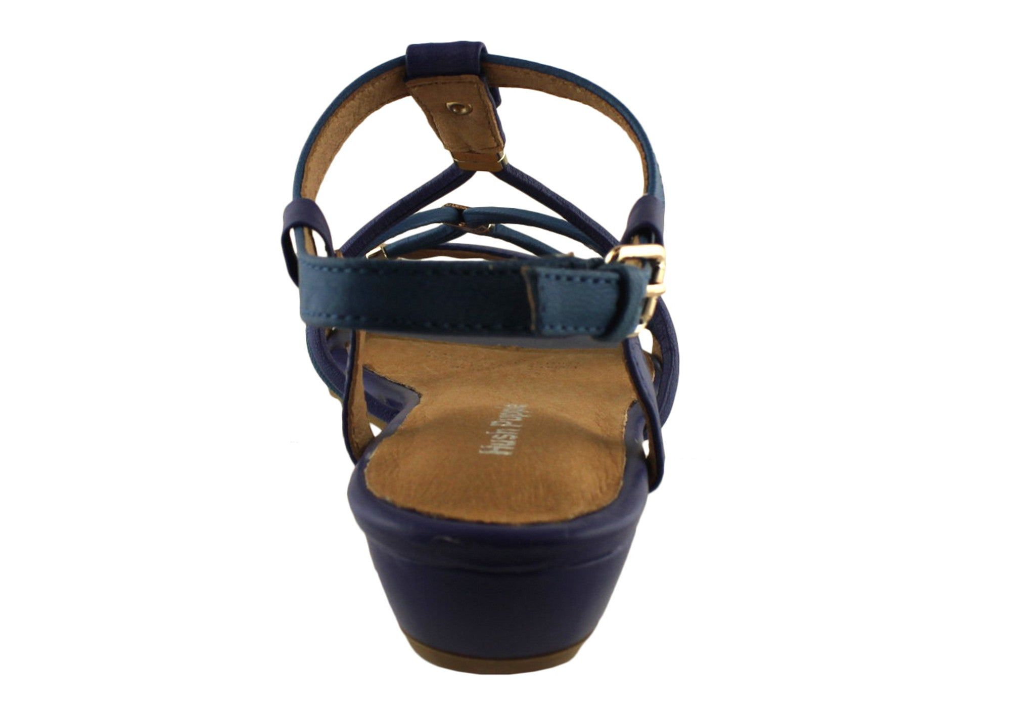 Hush Puppies Foxy Womens Leather Sandals